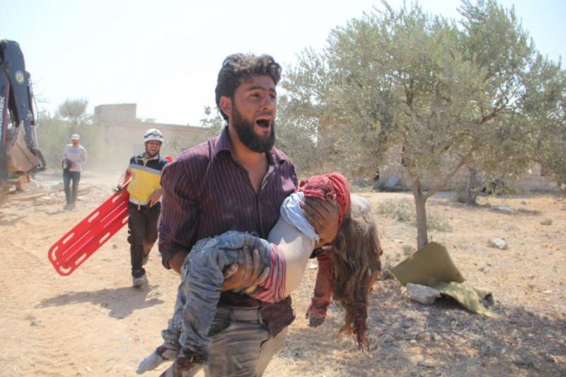 З початку року у Сирії загинули понад 2,5 тисячі мирних жителів