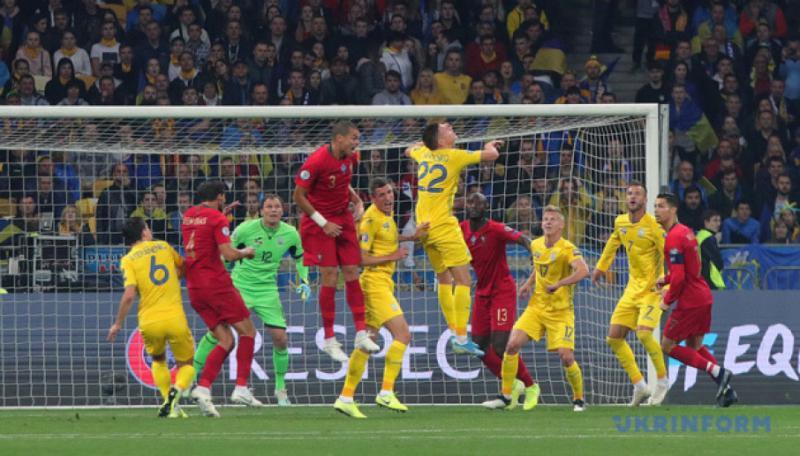 ЗМІ: Андрій Пятов став найкориснішим гравцем матчу Україна – Португалія
