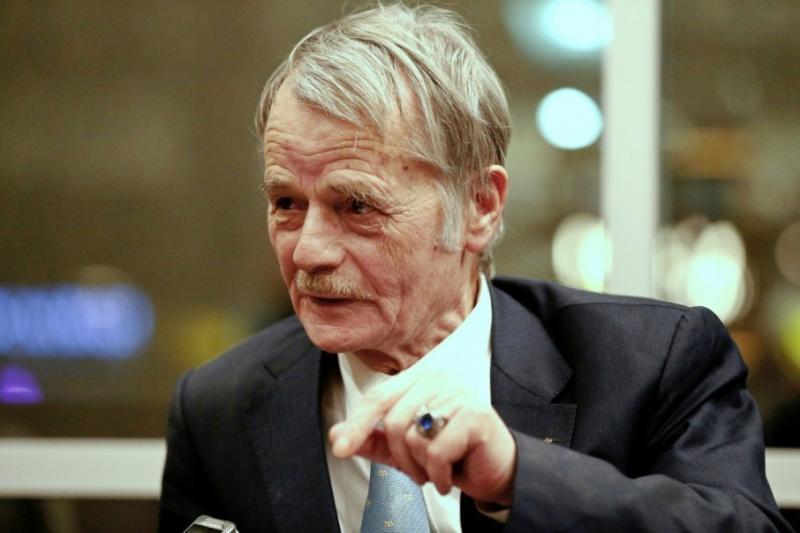 Джемілєв сказав, що ще у серпні пропонував Зеленському кандидатуру уповноваженого у справах кримських татар