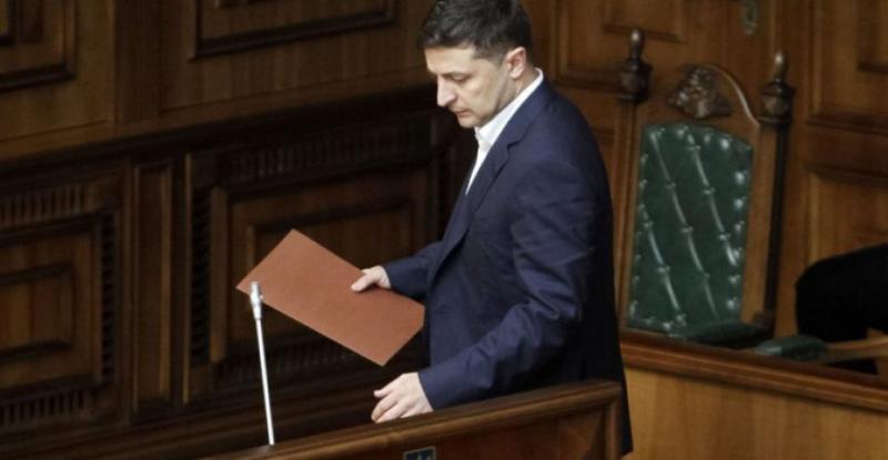 Зеленський скасував фінансування політичних партій, що не пройшли до Ради
