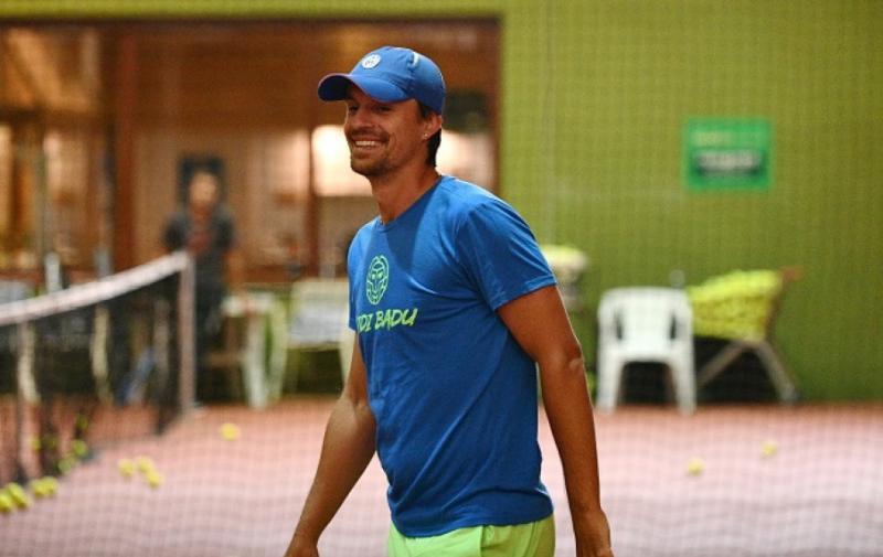 Денис Молчанов зіграє у фіналі тенісного турніру у французькому Бресті в парному розряді