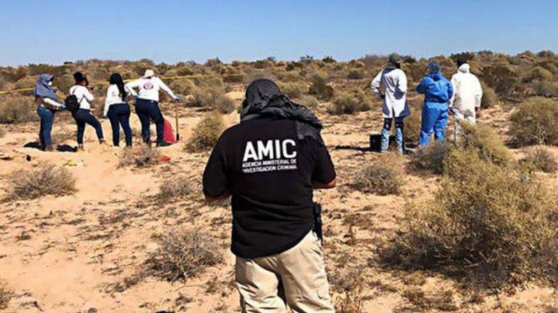 У Мексиці недалеко від американського кордону знайшли тіла 42 осіб