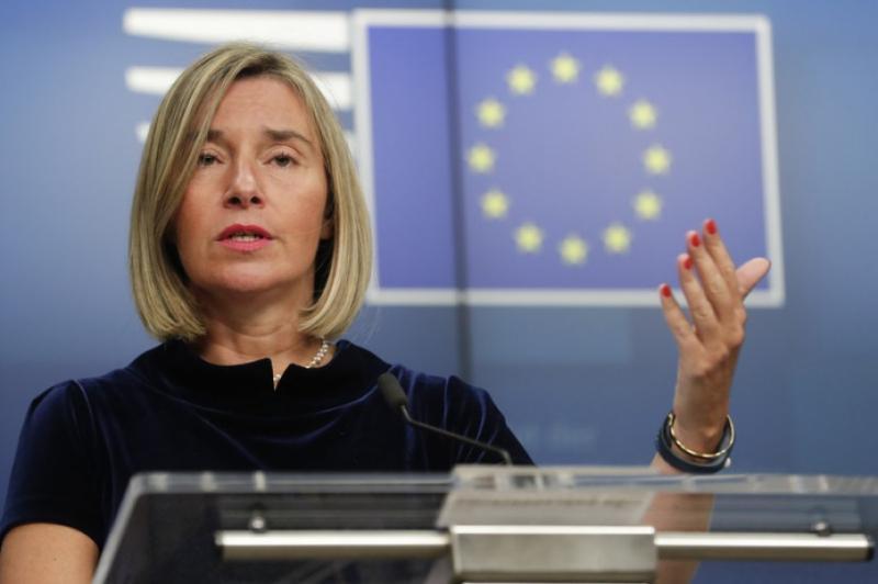 Стійкість України є одним з головних інтересів Євросоюзу, – Могеріні