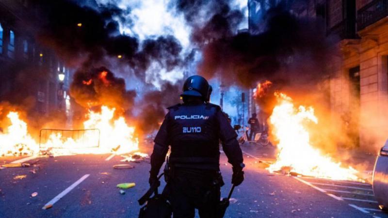 Протести в Каталонії: Кількість потерпілих зросла до 89