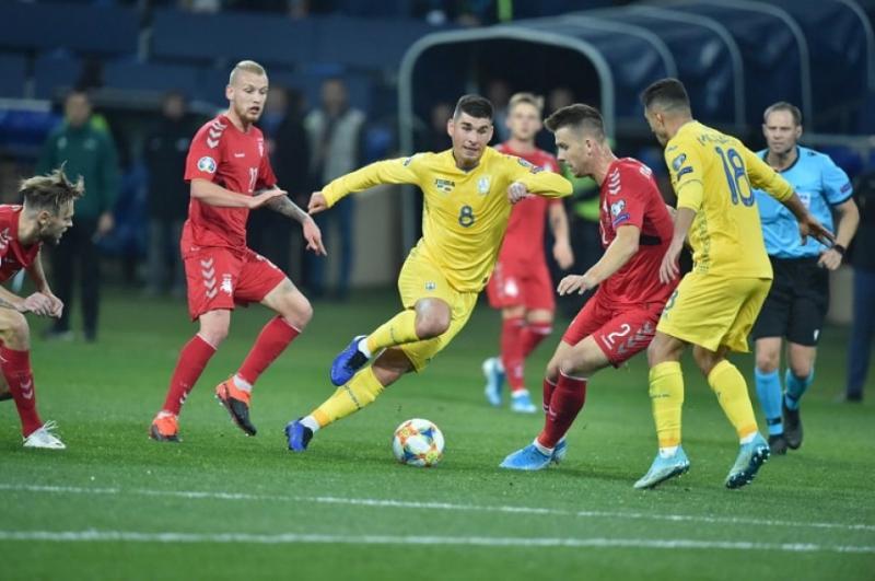 Півзахисник збірної України Руслан Маліновський: Я згоден із тим, що Литва – це певною мірою моя команда