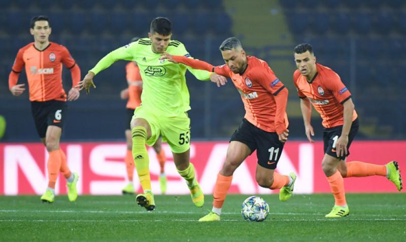 «Шахтар» на своєму полі не зумів обіграти загребське «Динамо» в грі Ліги чемпіонів УЄФА