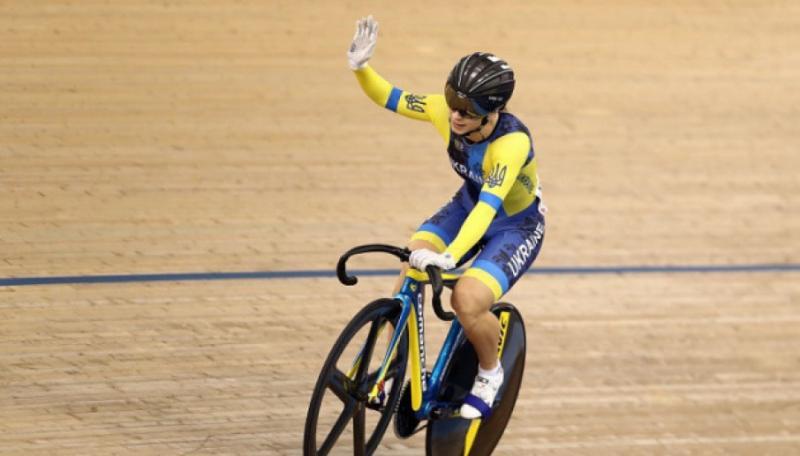 Олена Старикова виграла «срібло» Євро-2019 з велотреку