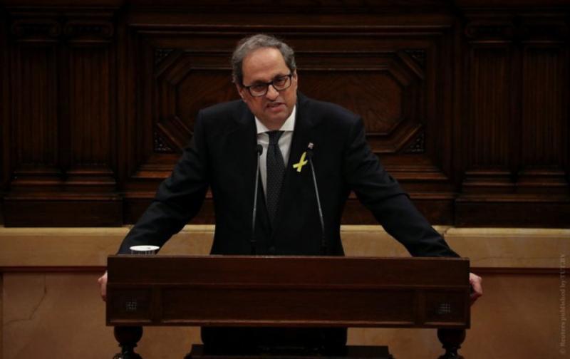 Протести в Каталонії: президент хоче ще одне голосування