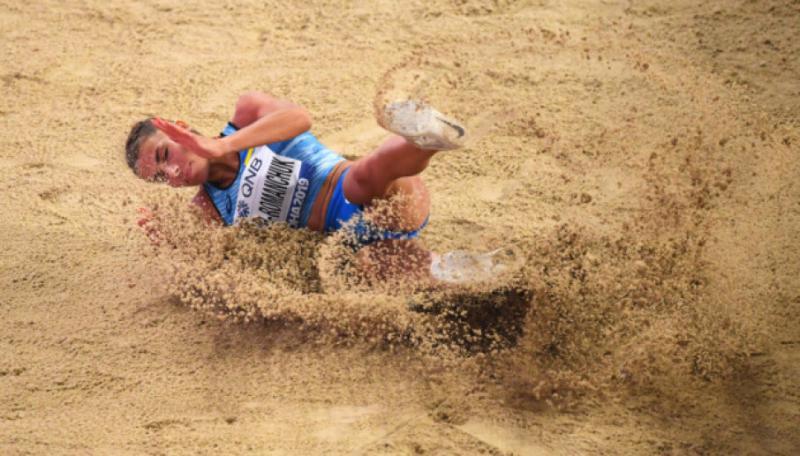 Марина Бех-Романчук пробилася у фінал ЧС-2019 з легкої атлетики у стрибках в довжину