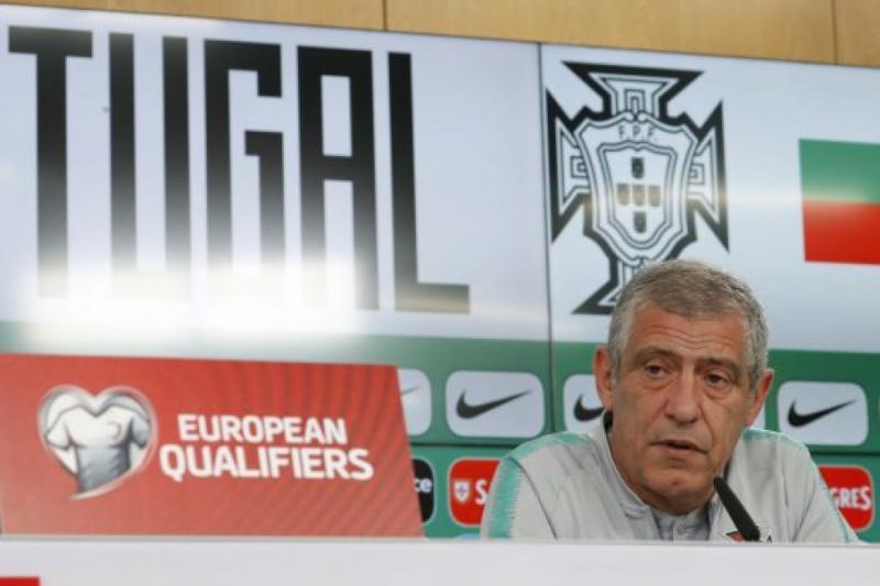 Тренер збірної Португалії Фернанду Сантуш: Кожна з команд, упевнений, намагатиметься виграти