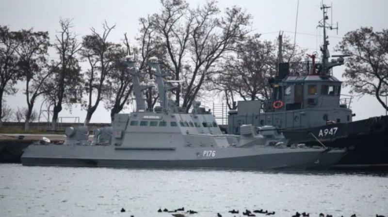 Пристайко: Найближчим часом Росія поверне захоплені українські кораблі