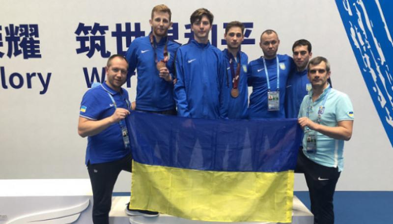 Збірна України на VII Всесвітніх іграх серед військових у Китаї виборола уже 26 медалей