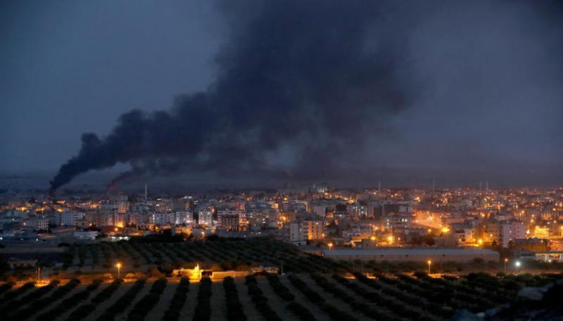 У Сирії в ході операції знищено 673 курдських ополченців, – Міноборони Туреччини