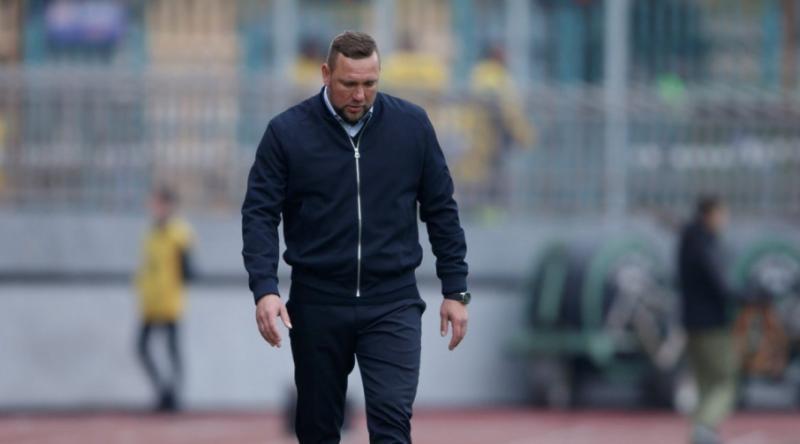 Тренер «Маріуполя» Олександр Бабич: З «Дніпром» боротьба була за шість очок
