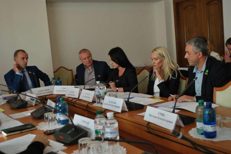 Комітет з питань молоді і спорту підтримує законопроект щодо заохочення роботодавців до працевлаштування молоді