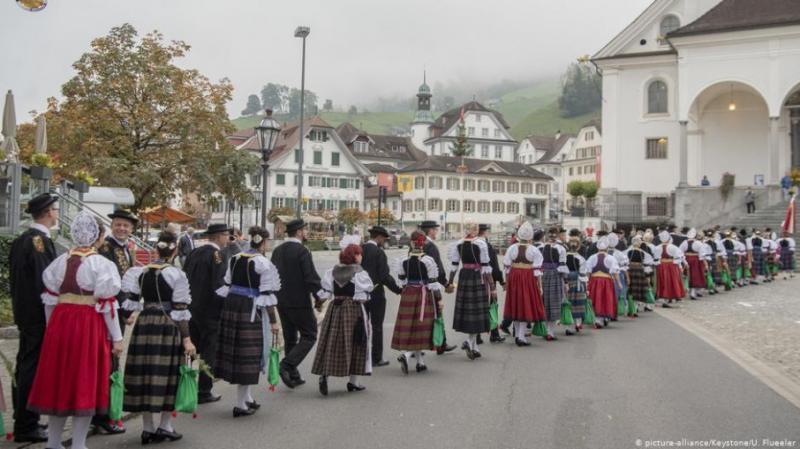 """Вибори в парламент Швейцарії: """"зелені"""" зміцнюють позиції"""