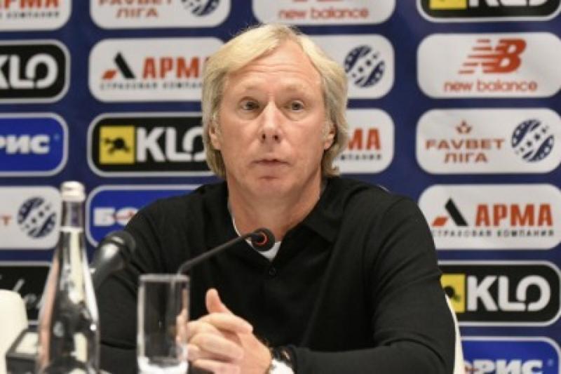 Тренер «Динамо» Олексій Михайличенко: У грі з «Олександрією» на першому місці був результат