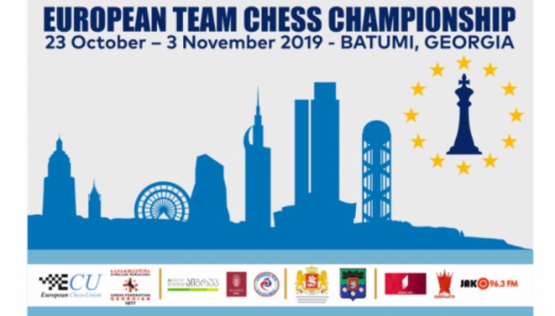 Чоловіча збірна України з шахів здобула «срібло» командного Євро-2019
