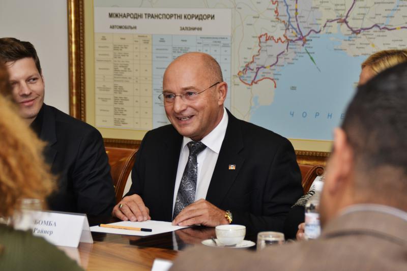 Ми цифровізуємо транспортну галузь України, - Владислав Криклій