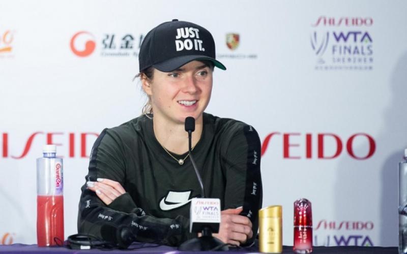 Еліна Світоліна: У кожному поєдинку потрібно показувати свій кращий теніс
