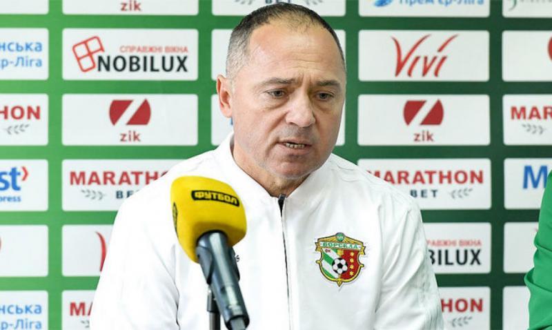 Тренер «Ворскли» Віталій Косовський: Нічийний результат був би більш справедливим