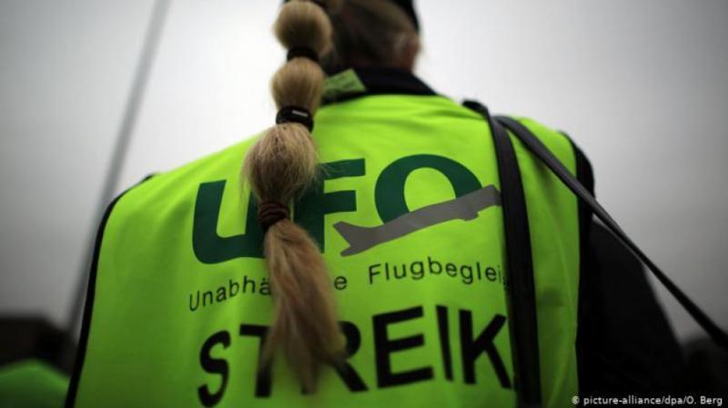 Працівники авіакомпанії Lufthansa оголосили страйк