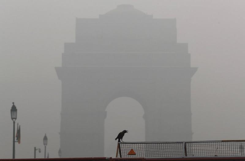 Делі перетворився на газову камеру: Чому столицю Індії щороку огортає густий смог