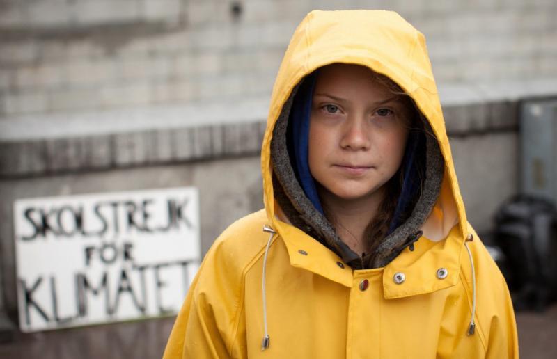 Гуманізм помер: Грета Тунберг стає месією нової ідеології