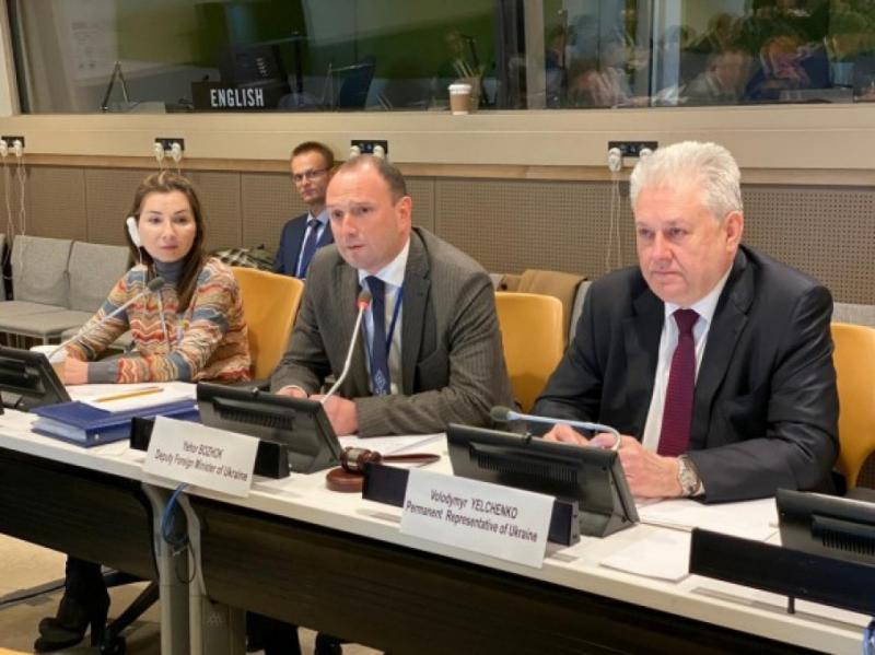 Україна нагадала ООН про відновлення Росією ядерної інфраструктури в окупованому Криму