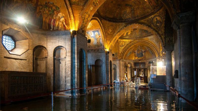 У Венеції оголосили надзвичайний стан