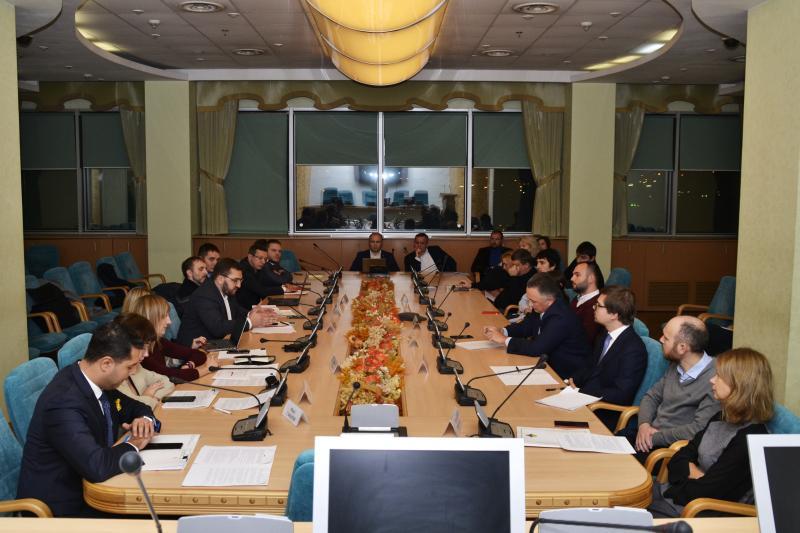 Наталія Форсюк провела зустріч із представниками ринку таксі щодо нового законопроєкту