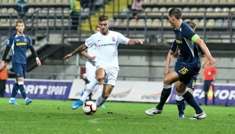 У чемпіонаті України з футболу «Олександрія» обіграла «Маріуполь», а «Зоря» – «Дніпро-1»
