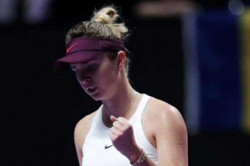 Еліна Світоліна сьогодні зіграє проти Ешлі Барті у фіналі Підсумкового тенісного турніру року WTA