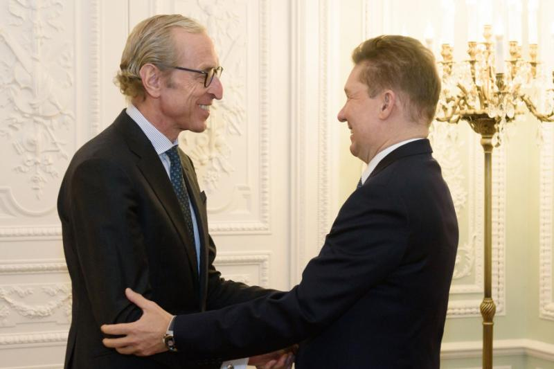 """У """"Газпромі"""" поставили ультиматум для транзитного контракту з Україною"""