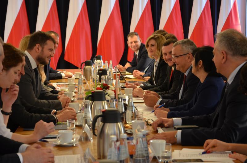 Ми очікуємо від Республіки Польща дій, які відповідають статусу стратегічного партнера України, - Владислав Криклій