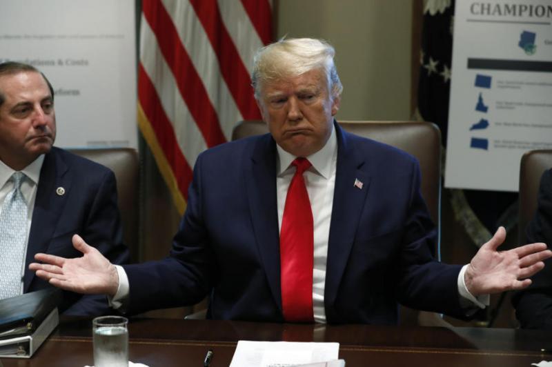 Імпічмент Трампа: У Конгресі США бачать загрозу не лише для України