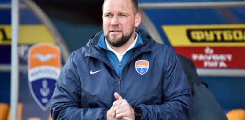 Тренер «Маріуполя» Олександр Бабич: Структуру нашої гри зламало видалення