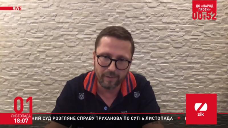 Шарій: Зеленський не може надалі зберігати позицію «ображеного», як це було до виборів