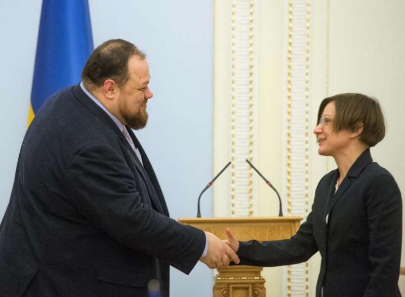 Руслан Стефанчук відзначив особливу роль ПРООН в інтеграції Цілей сталого розвитку у процес стратегічного планування розвитку України
