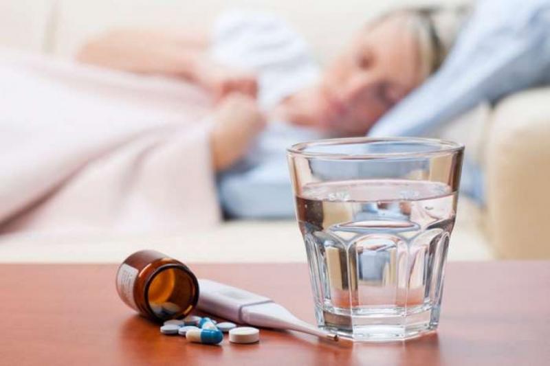 Епідемія ГРВІ: Вакцинацію від грипу зробили понад 90 тис. українців