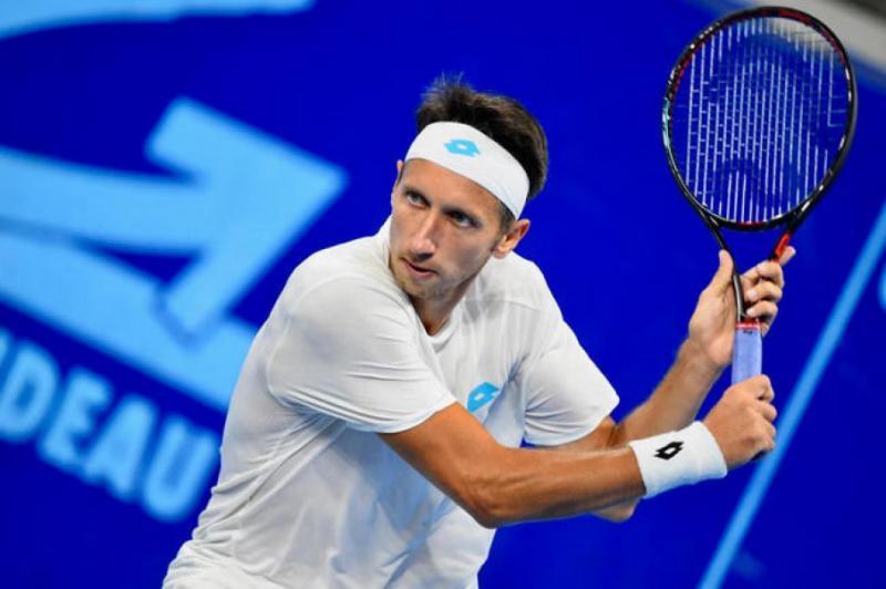 Сергій Стаховський вийшов у друге коло тенісного турніру ATP Challenger у Братиславі