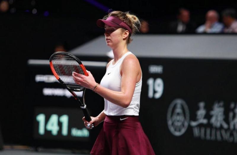 Еліна Світоліна завершить сезон-2019 на шостому місці світового рейтингу тенісисток