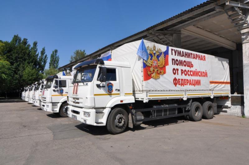 В ОРДЛО посилили контроль за використанням гуманітарної допомоги з РФ, – розвідка