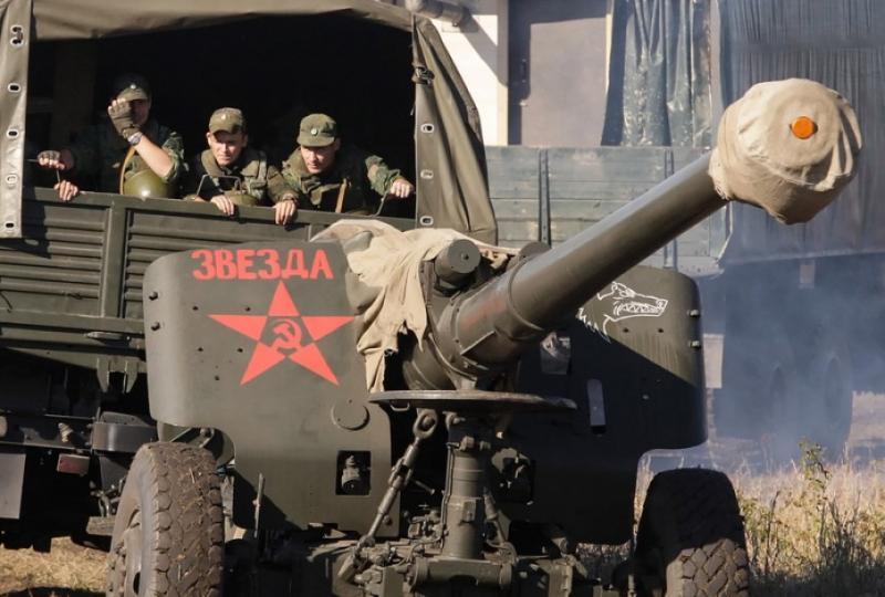 НЗФ перекидають на передову танки та «Гвоздики», – розвідка