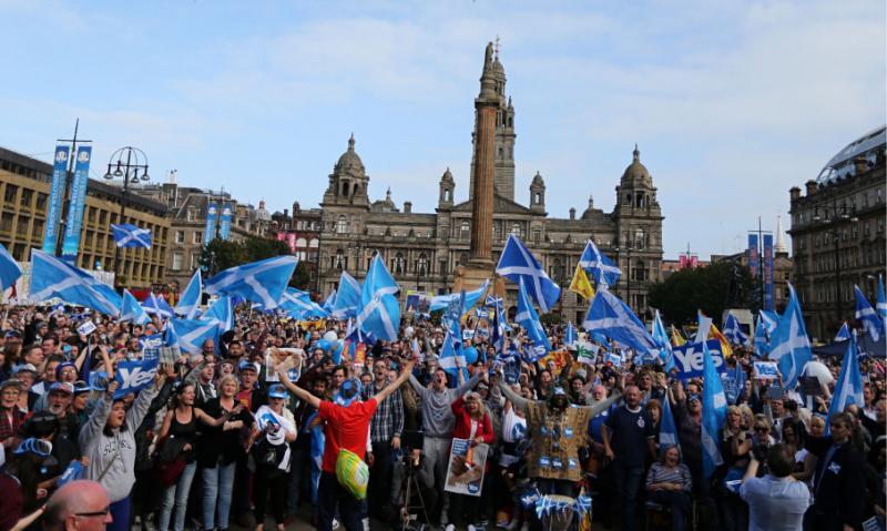 Шотландія вимагатиме від Британії до кінця 2019 року дозволу на проведення референдуму про незалежність