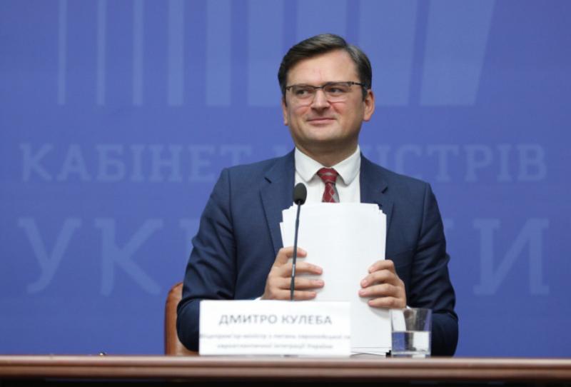 Кулеба: Засідання Комітету асоціації Україна-ЄС посилить динаміку відносин з Євросоюзом