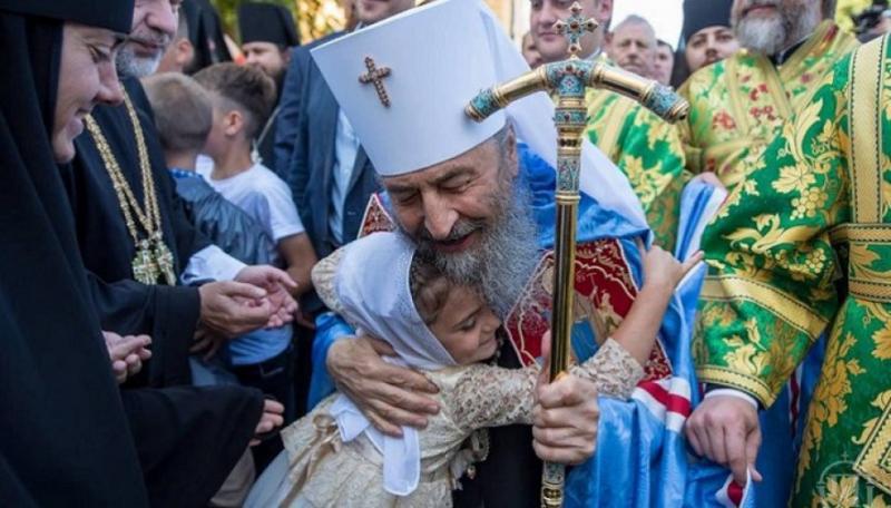 Блаженніший Митрополит Онуфрій відзначає 75-річний ювілей