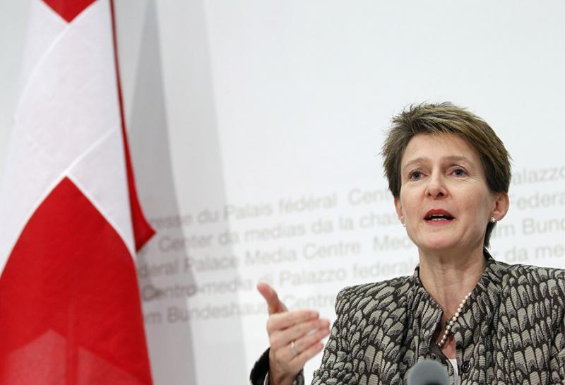 У Швейцарії обрали президента на 2020 рік