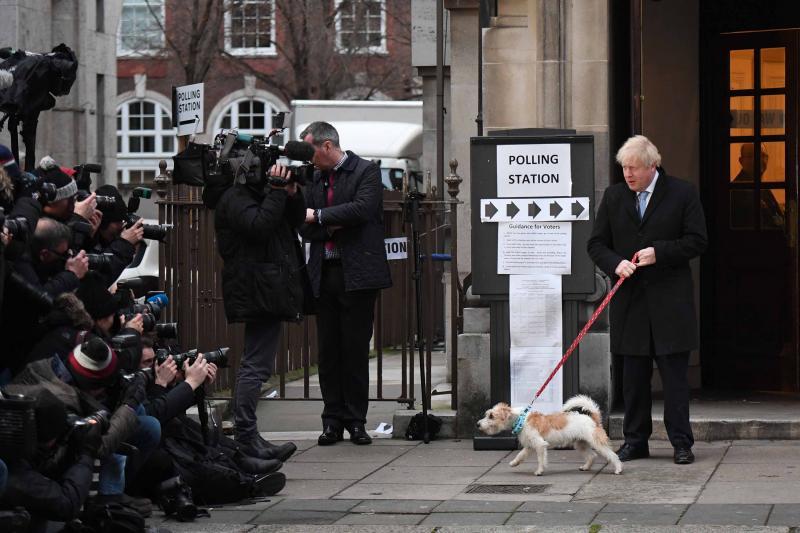 Джонсон порушив виборчу традицію: проголосував у Лондоні, а не в своєму окрузі