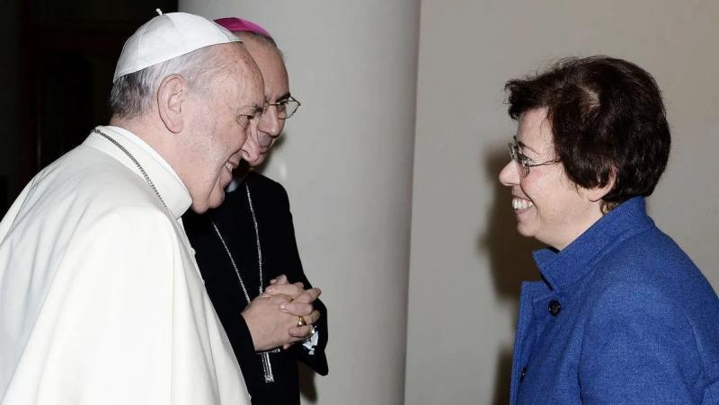 На топ-посаду у Ватикані вперше призначено жінку